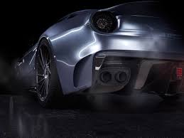 Ferrari F12 Matte Black - bengala automotive u0027s f12 caballería is the crazier version of the