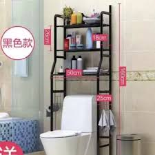 Bathroom Storage Rack Floor Toilet Bathroom Storage Rack Bathroom Shelf Lazada Ph