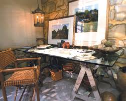 entrancing 50 rustic home office desks inspiration design of best