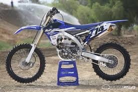 taming the beast a year with the 2015 yamaha yz450f motorcycle usa
