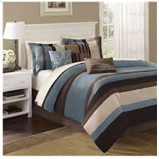 Blue And Brown Bed Sets Bedding Sets Cocalo Tropical Punch Crib Bedding