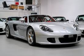 porsche technician used porsche carrera gt jzm limited showroom