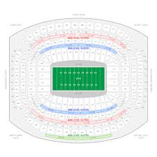 Lsu Parking Map Houston Texans Suite Rentals Nrg Stadium Suite Experience Group