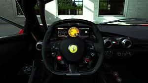 Lamborghini Veneno Dashboard - la ferrari dashboard youtube