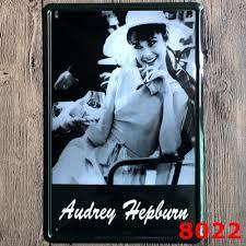 audrey hepburn home decor popular audrey hepburn plaque buy cheap audrey hepburn plaque lots