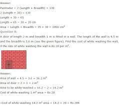 ncert solutions for class 7th maths chapter 11 all q u0026a