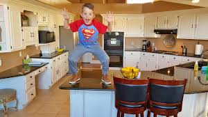 New House by Amazing New House Tour Kids React Youtube