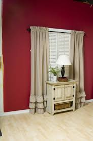 Vertical Ruffle Curtains by The 25 Best Ruffle Curtains Ideas On Pinterest Curtains At