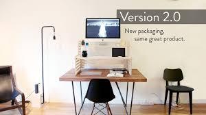 the upstanding desk