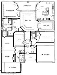 floor plan builder builder floor plans esprit home plan