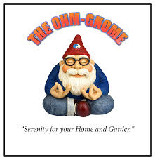 amazon com the ohm gnome smiles and serenity for your home or