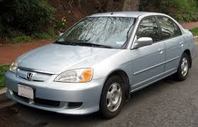 2003 honda civic information and photos zombiedrive