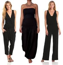 black jumpsuit womens black jumpsuits for choozone