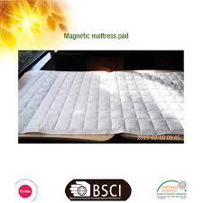 magnetic mattress pad natural latex mattress