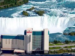Niagra Falls Map Niagara Falls Smack Down The American Falls Vs The Canadian