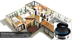 Chief Architect Home Design Interiors by Chief Architect X8 3d Mouse Support Youtube
