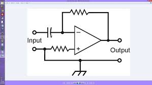 integrator amplifier wiring diagram components