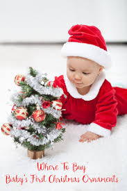 where to buy baby s ornaments