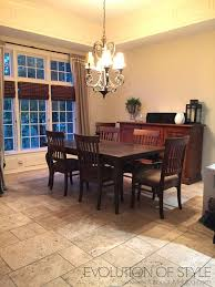 Pics Of Dining Rooms One Room Challenge Reveal Day A Navy Inspired Dining Room