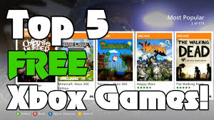 download full version xbox 360 games free top 5 free xbox 360 arcade games from marketplace youtube