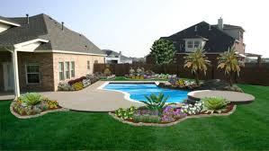Back Garden Ideas Home Landscaping Ideas For Front Of House Landscape Designer