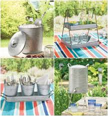 Galvanized Decor The New Better Homes U0026 Gardens Spring Line At Walmart Little