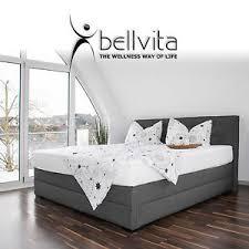design wasserbett sonderaktion bellvita boxspring design wasserbett einstieg 65cm