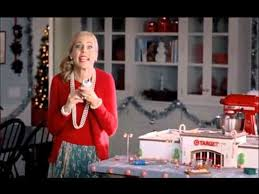 target black friday christmas saturday crazy target lady gingerbread commercial 2010 youtube