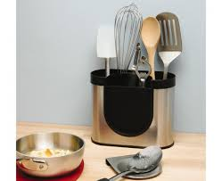 kitchen utensil holder ideas stainless steel kitchen utensil holder simple diy and easy ideas