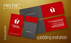 template undangan keren psd wedding invitation by freepsdcorner on deviantart