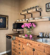 rustic country kitchen designs double bowl drop in sink sparkling