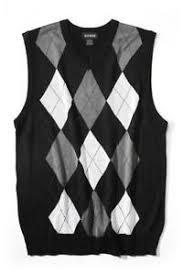 black sweater vest mens sweater vest ebay