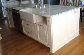 kitchen island with dishwasher kitchen island with sink and dishwasher cost seating dimensions