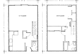 Two Bedroom Floor Plans by 2 Bedroom Floor Plan Aster Fields