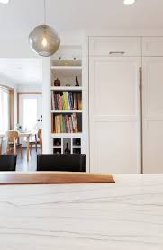 nautical family embrace natural materials in kitchen design