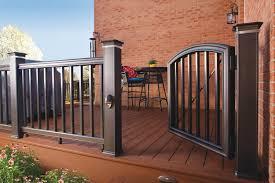 timbertech gate kits remodeling decking exteriors decks