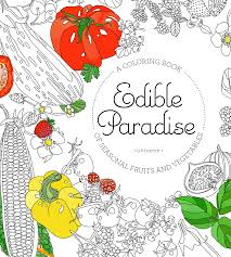 fruit and vegetable coloring book u2013 thefrancofly