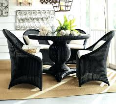 indoor wicker dining table wicker dining room chairs rattan wicker dining chairs grey rattan