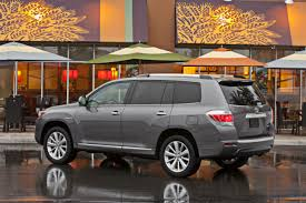 toyota highlander base price 2013 toyota highlander hybrid overview
