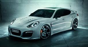 porsche panamera modified techart grandgt based on porsche panamera modcarmag