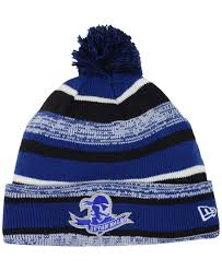 seton hat ktz seton sport knit hat in blue for men lyst