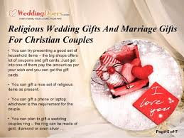 wedding gift card amount religious wedding gifts and marriage gifts for christian couples