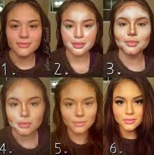 Make Up Meme - makeup transformations know your meme