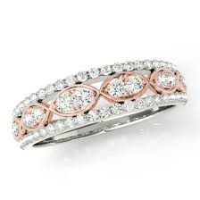 White Gold Wedding Rings For Women by Best 25 Anniversary Bands For Her Ideas On Pinterest Vintage