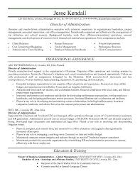 Business Administration Resume Sample by Amazing Public Administration Resume Sample 58 For Resume Format