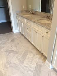 bathroom flooring best herringbone bathroom floor tile best home