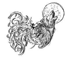 wolf tattoos designs wolf tattoos ideas wolf tattoos pictures