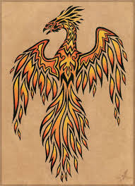 24 best fire phoenix drawing tattoo images on pinterest dragon