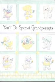 new baby congratulations new grandparents hallmark greeting card