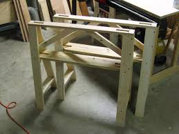Woodworking Plans Projects 2012 05 Pdf by Diy Woodworking Plans Sawhorse Wooden Pdf Woodcraft Projects For